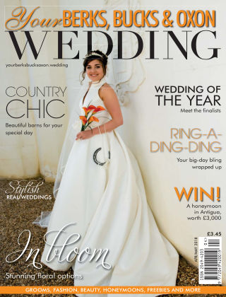Your Berks, Bucks & Oxon Wedding Issue 70