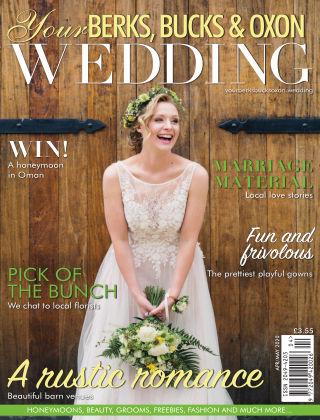 Your Berks, Bucks & Oxon Wedding Apr/May