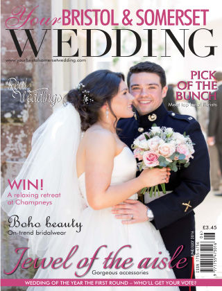 Your Bristol & Somerset Wedding Issue 53