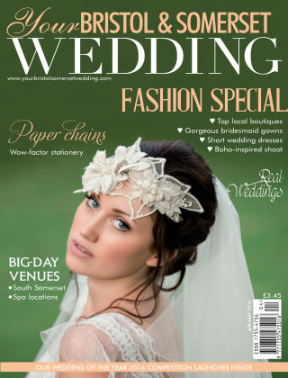 Your Bristol & Somerset Wedding Issue 52