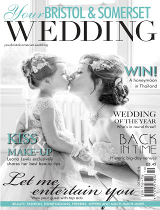 Your Bristol & Somerset Wedding Issue 55