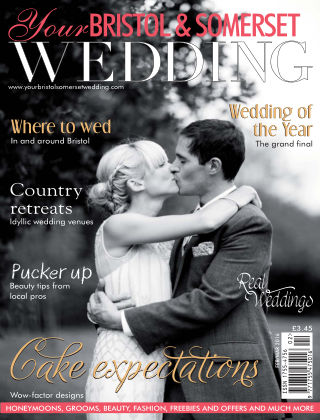 Your Bristol & Somerset Wedding Issue 51