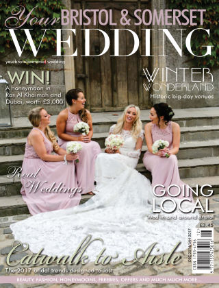 Your Bristol & Somerset Wedding Issue 56