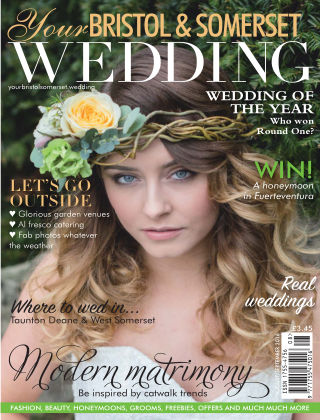 Your Bristol & Somerset Wedding Issue 54
