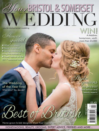 Your Bristol & Somerset Wedding Issue 57
