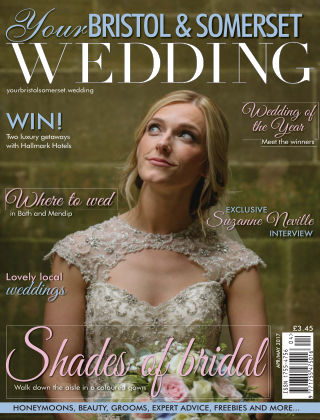 Your Bristol & Somerset Wedding Issue 58