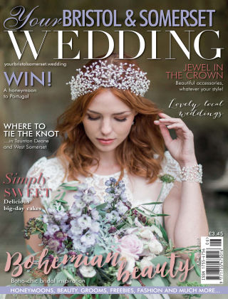 Your Bristol & Somerset Wedding Issue 59