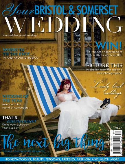 Your Bristol & Somerset Wedding October 06, 2017 00:00