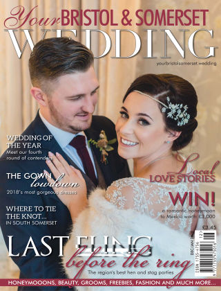 Your Bristol & Somerset Wedding Issue 62