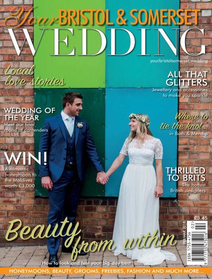 Your Bristol & Somerset Wedding February 02, 2018 00:00