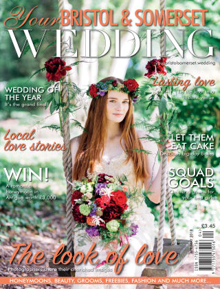 Your Bristol & Somerset Wedding Issue 63