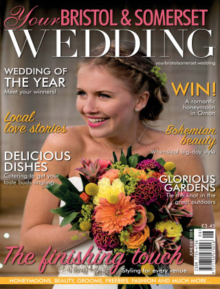 Your Bristol & Somerset Wedding Issue 64
