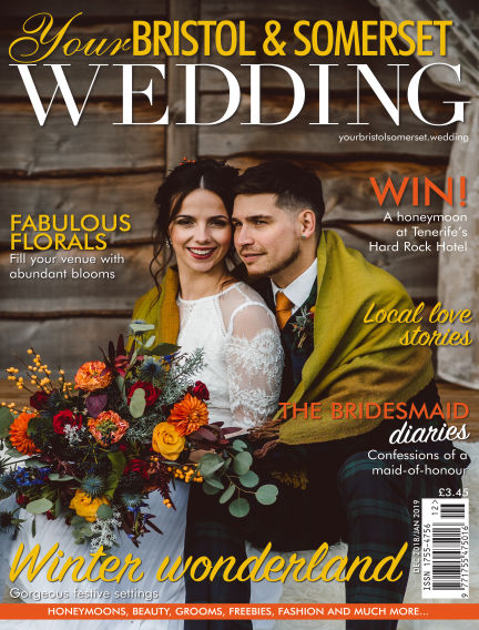 Your Bristol & Somerset Wedding December 07, 2018 00:00