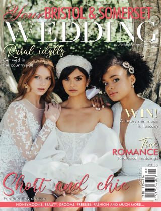 Your Bristol & Somerset Wedding August/September