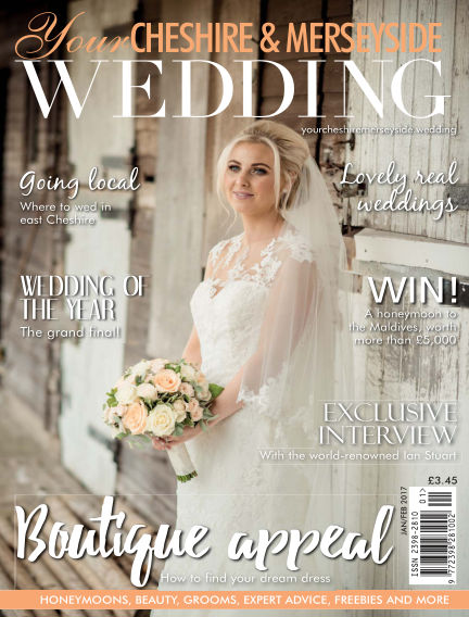 Your Cheshire & Merseyside Wedding January 23, 2017 00:00