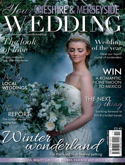 Your Cheshire & Merseyside Wedding November 03, 2017 00:00