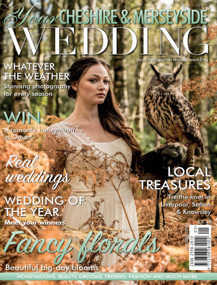 Your Cheshire & Merseyside Wedding May 04, 2018 00:00