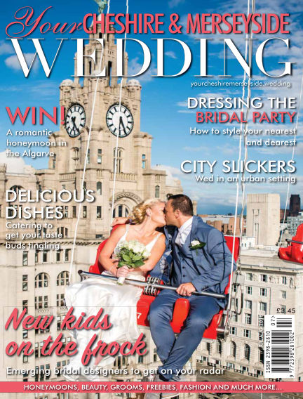 Your Cheshire & Merseyside Wedding July 06, 2018 00:00