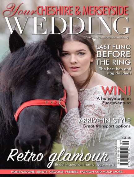 Your Cheshire & Merseyside Wedding September 07, 2018 00:00