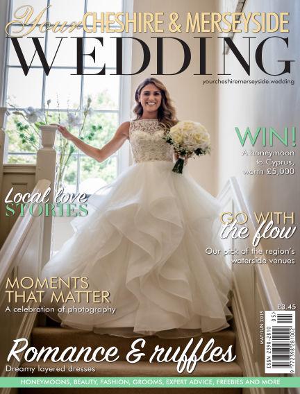Your Cheshire & Merseyside Wedding May 03, 2019 00:00
