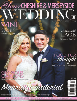 Your Cheshire & Merseyside Wedding July August 2019