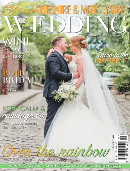 Your Cheshire & Merseyside Wedding September 06, 2019 00:00