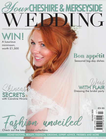 Your Cheshire & Merseyside Wedding July 10, 2020 00:00