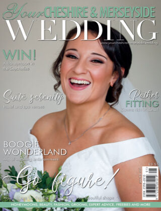 Your Cheshire & Merseyside Wedding Jan/Feb 2021
