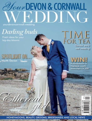 Your Devon & Cornwall Wedding Issue 3