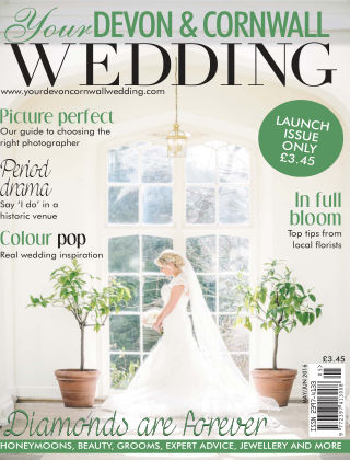 Your Devon & Cornwall Wedding Issue 1