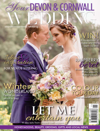 Your Devon & Cornwall Wedding Issue 4