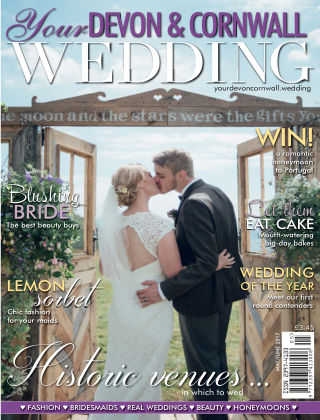 Your Devon & Cornwall Wedding Issue 7