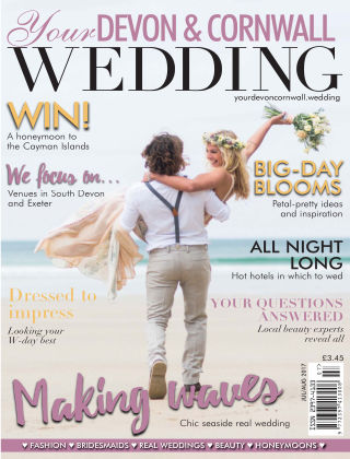 Your Devon & Cornwall Wedding Issue 8