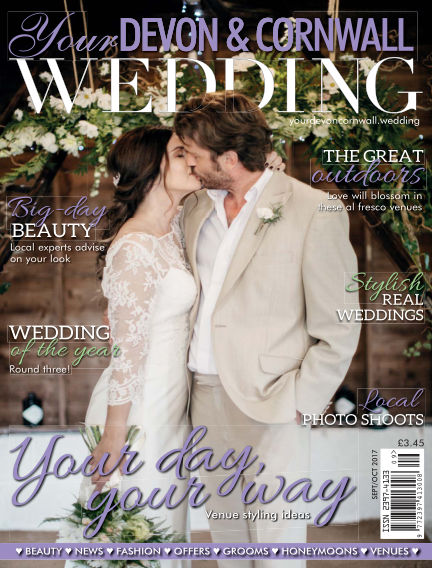 Your Devon & Cornwall Wedding September 01, 2017 00:00