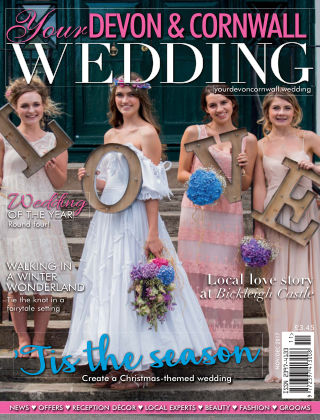 Your Devon & Cornwall Wedding Issue 10