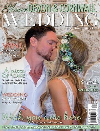 Your Devon & Cornwall Wedding Issue 12