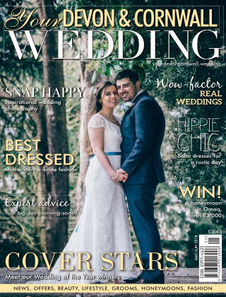 Your Devon & Cornwall Wedding Issue 13