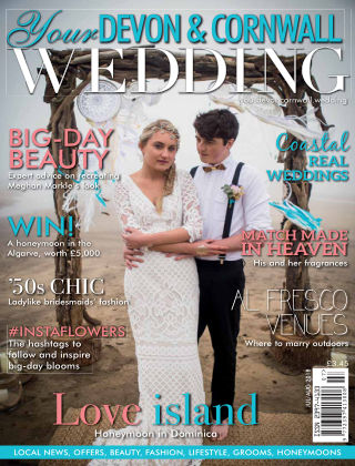 Your Devon & Cornwall Wedding JulAug 2018