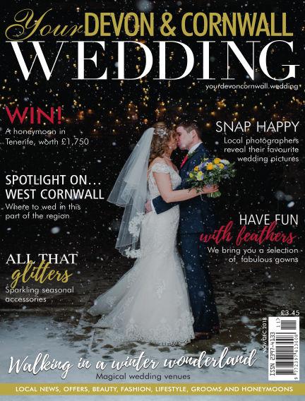 Your Devon & Cornwall Wedding November 02, 2018 00:00