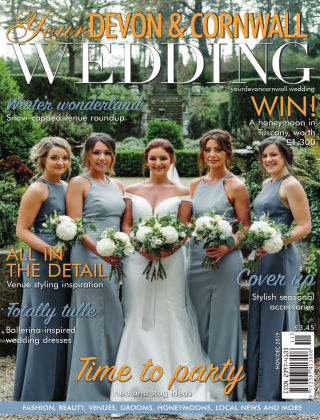 Your Devon & Cornwall Wedding Nov/Dec 2019