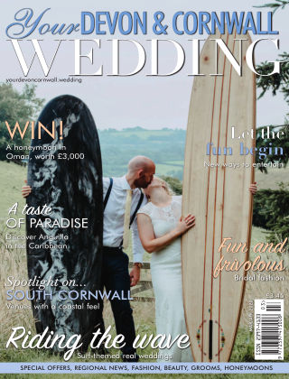 Your Devon & Cornwall Wedding March/April 2020