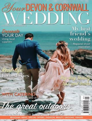 Your Devon & Cornwall Wedding May/June