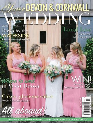 Your Devon & Cornwall Wedding July/August
