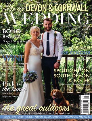 Your Devon & Cornwall Wedding September/October