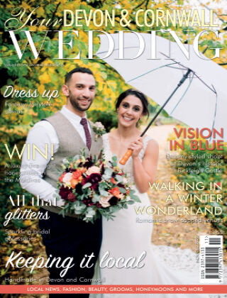 Your Devon & Cornwall Wedding November/December