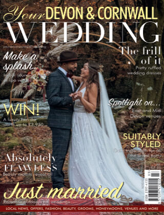 Your Devon & Cornwall Wedding March/April 2021