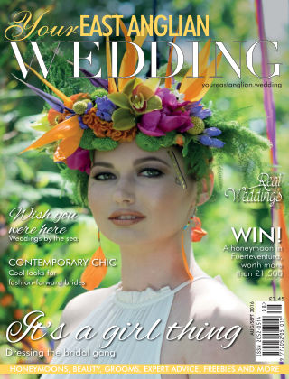 Your East Anglian Wedding Issue 20