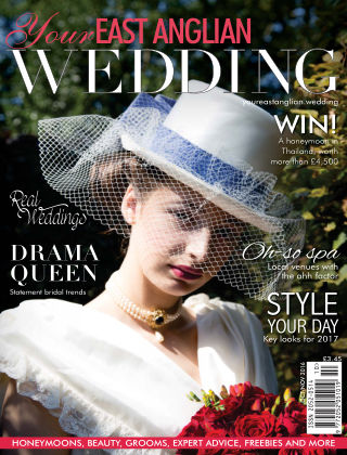 Your East Anglian Wedding Issue 21