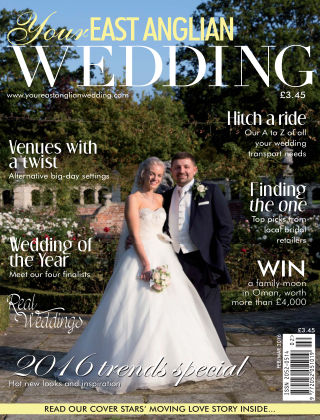Your East Anglian Wedding Issue 17