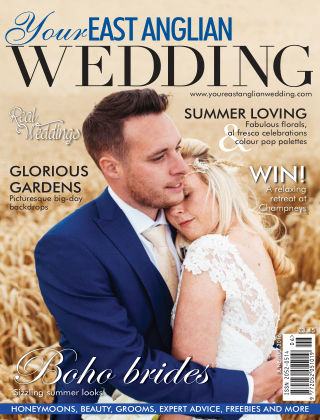 Your East Anglian Wedding Issue 19